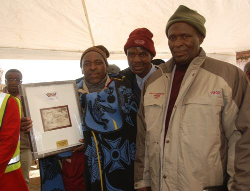 Radical Transformation ­ Eastern Cape Communal Woolgrowers