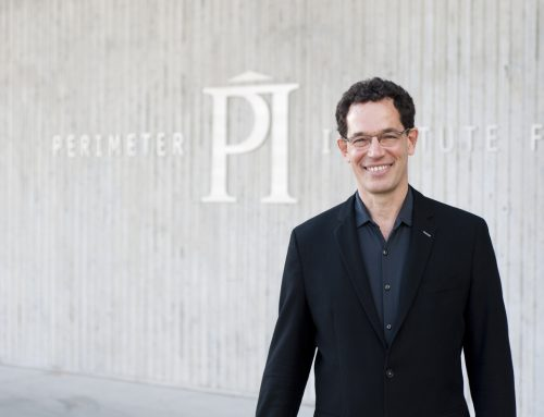 Professor Neil Turok – Honorary Doctorate Rhodes University 2014