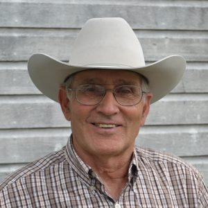 American cattleman Chip Hines