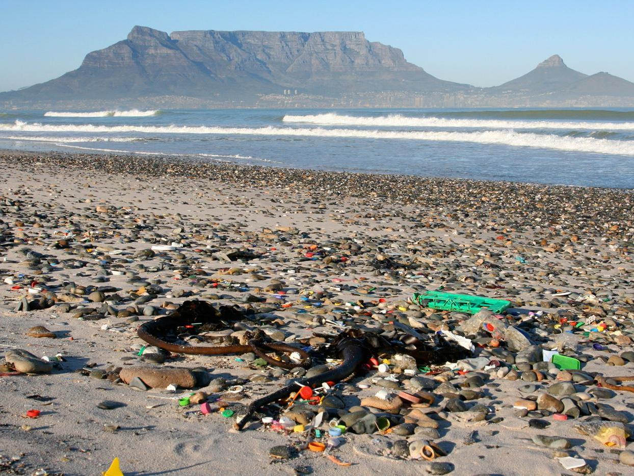 Titanic task of tackling marine plastic pollution