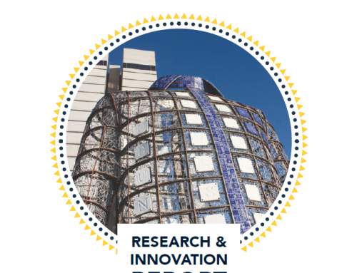 Research Innovation Report 2019